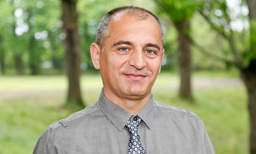 Stefan Muntean, IT Director