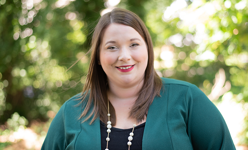 Sarah Tyler, Director of Employee Engagement