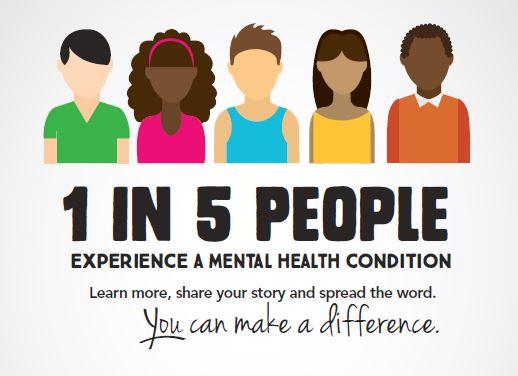 It's National Minority Mental Health Awareness Month