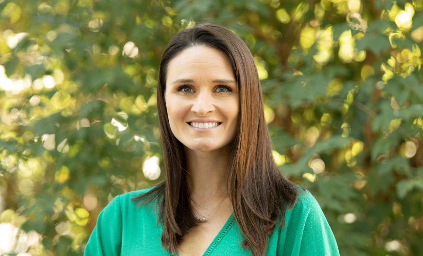 Lauren Sowers, Program Director of Outpatient Services and Community Based Services