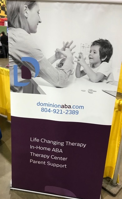 Dominion Care ABA Participated in Richmond Kids Expo Last Weekend