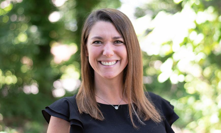 Lauren Fusco, Regional Program Manager of Waiver Fredericksburg & NOVA