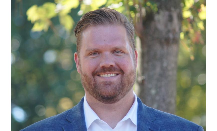 Christian Richards, CFO