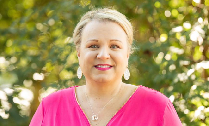 Jenifer Berrios, Director of Human Resources