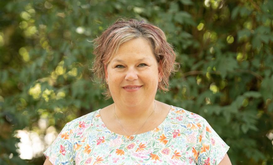 Kristin Riccio, Community Engagement Coordinator - ABA